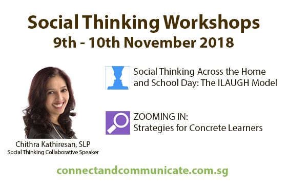 Social Thinking Workshops