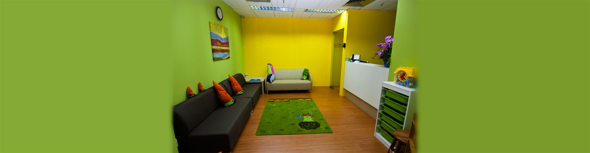 Speech and language therapy centre